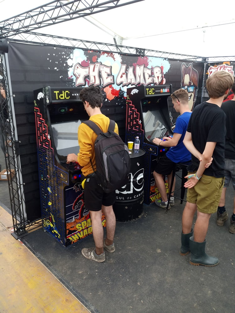 80s classic arcade games