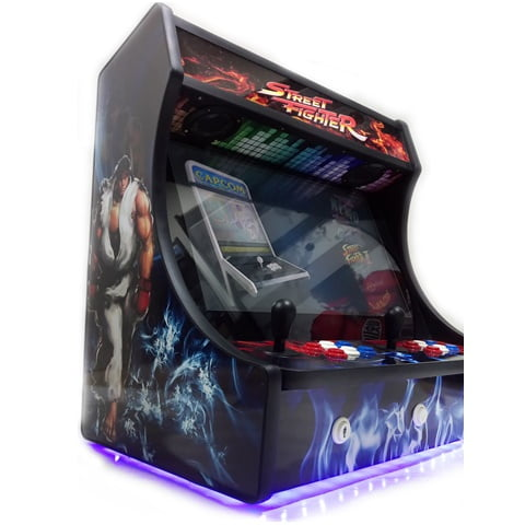 Street Fighter Bartop Arcade
