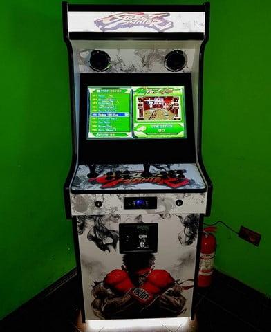 RO - 80s Arcada Games