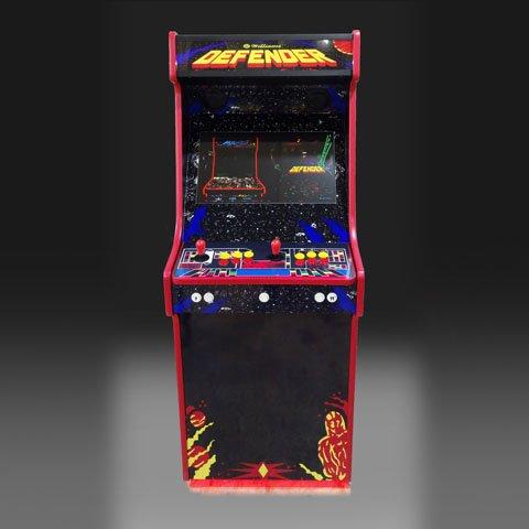 Defender Upright Arcade