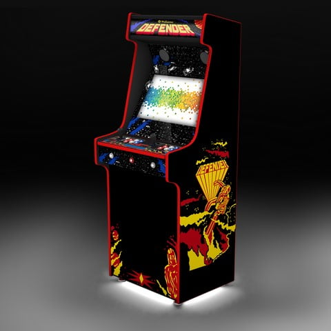 Defender Upright Arcade