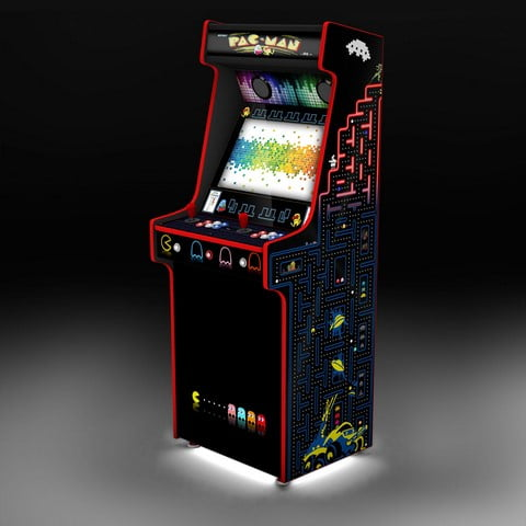 Pac-Man Upright Arcade