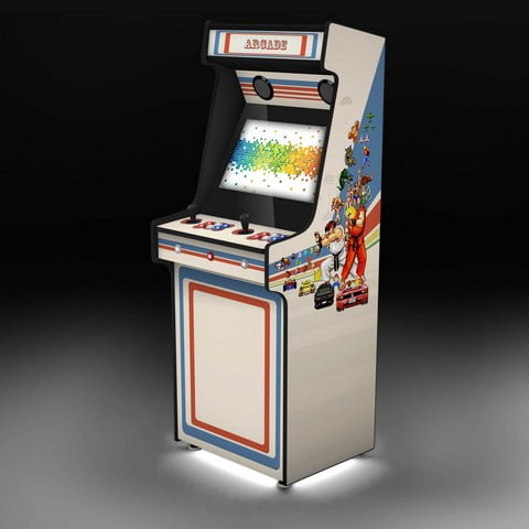 Retro Look Upright Arcade