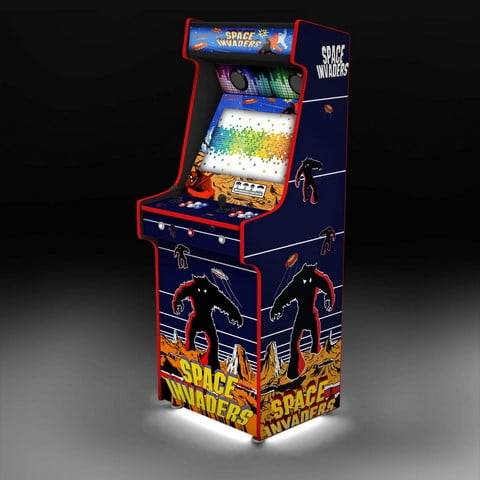 Space Invaders Upright Arcade