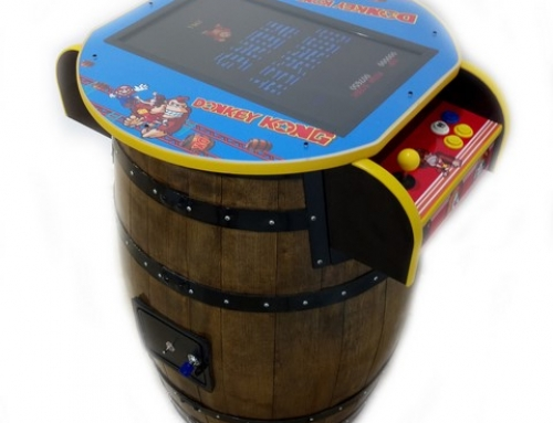 Barrel Classic Arcade Machine