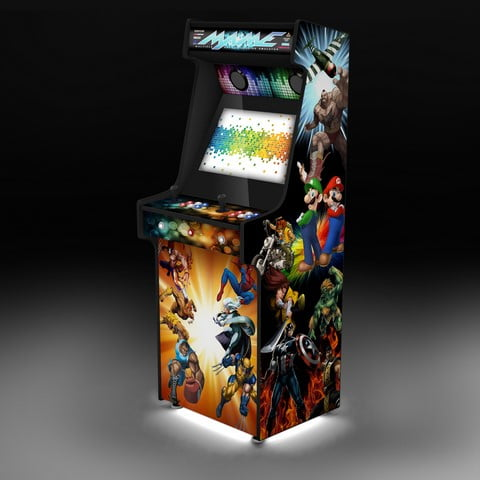 Retro Collection Upright Arcade Machine
