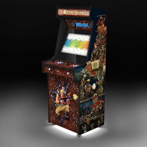 Groovy Metal Slug Upright Arcade Download Free Architecture Designs Crovemadebymaigaardcom