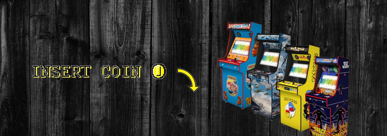 arcade games 80s