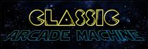 Classic Arcade Machine Logo
