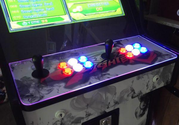 Arcade led button