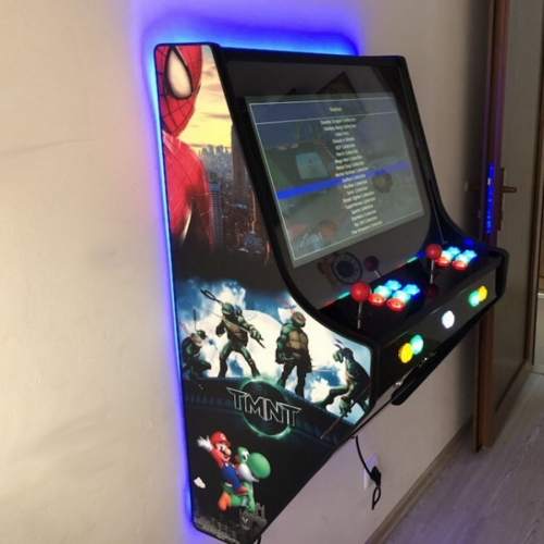 funkycade Fain Arcade wall mounted arcade machine wallcade (3)