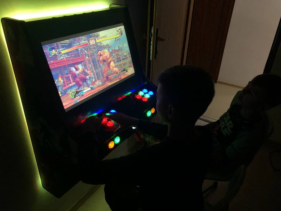 playing the Funkycade