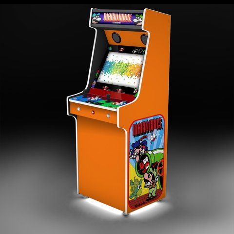Mario Bros Upright Arcade Machine