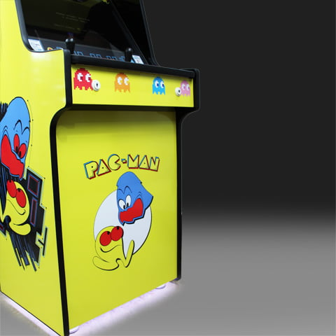 Pac-Man Classic Arcade Machine