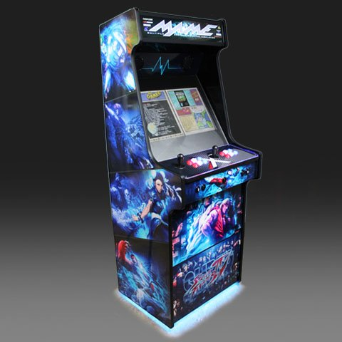 Street Fighter 4 Arcade Machine