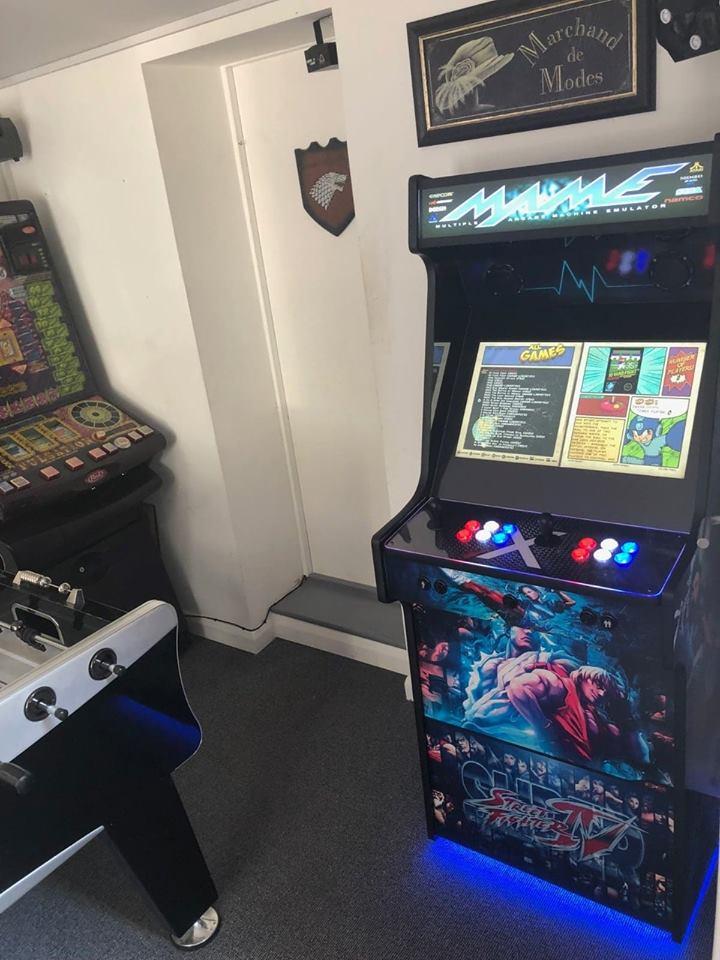 Arcade Machines Cabinet