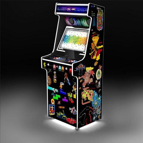 Classic 70s-80s Arcade Machine