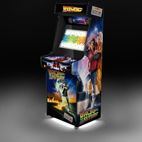 Back to the Future Arcade Machines