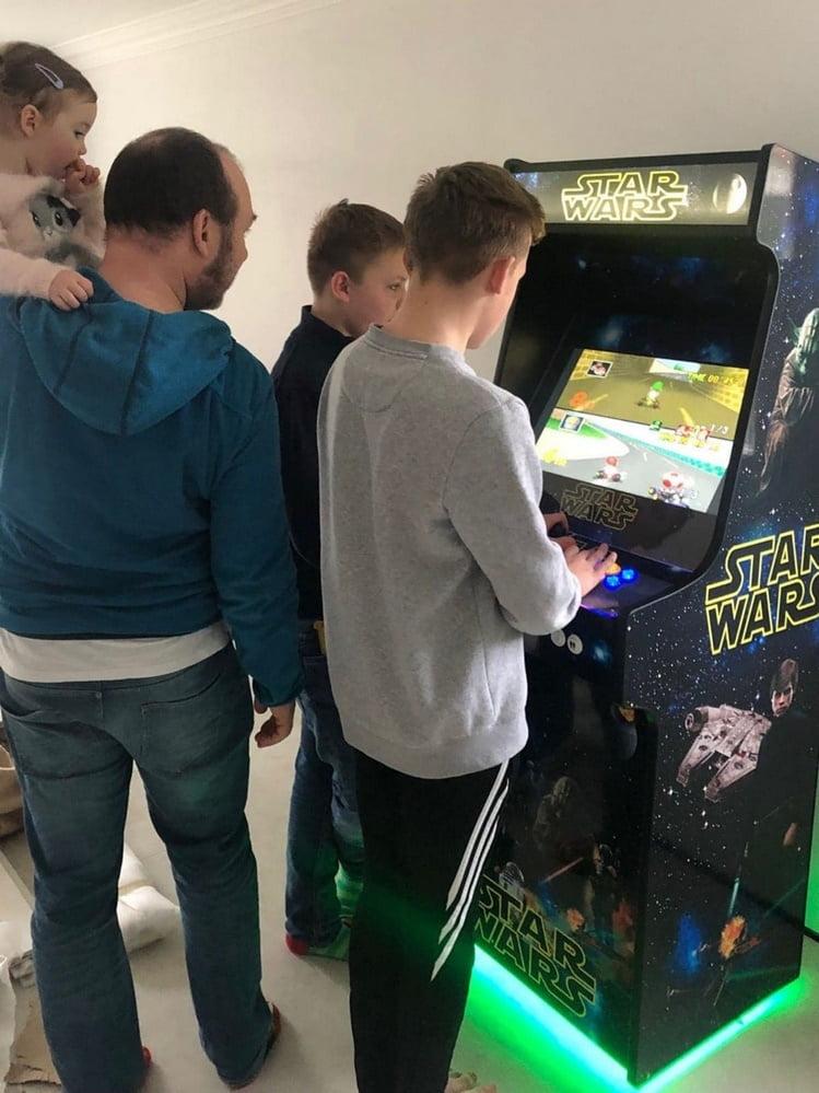 Testimonials - Arcade Machines