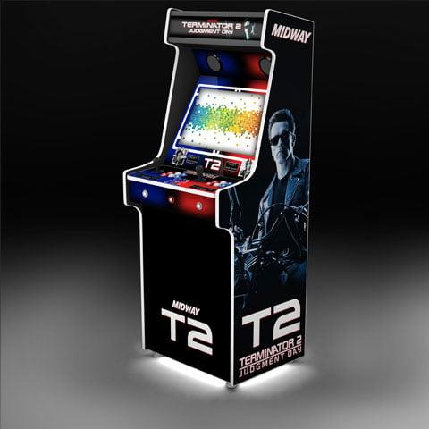 Terminator-2-Arcade-machine