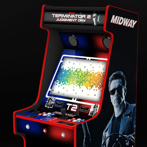 Terminator 2 Judgement Day Arcade