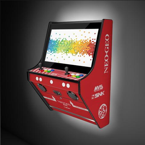 Nego Geo Arcade Machine Funkycade