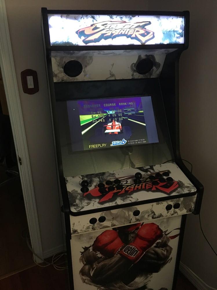 Arcade Machine - Testimonial