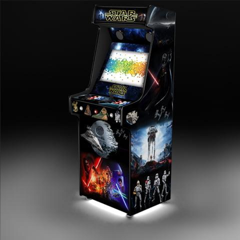 Star Wars Arcade Machine