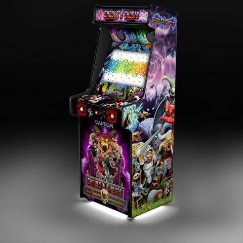 Ghouls'n Ghosts Arcade Machine