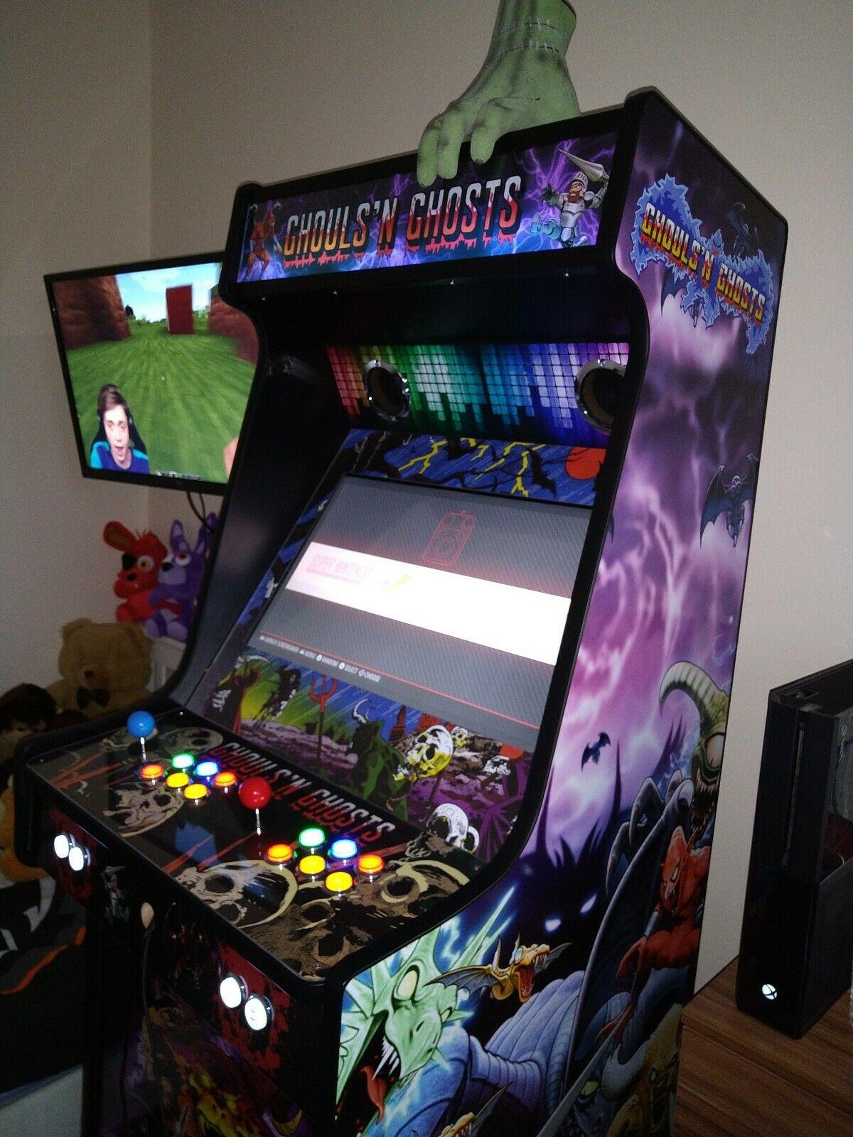 Testimonial Arcade