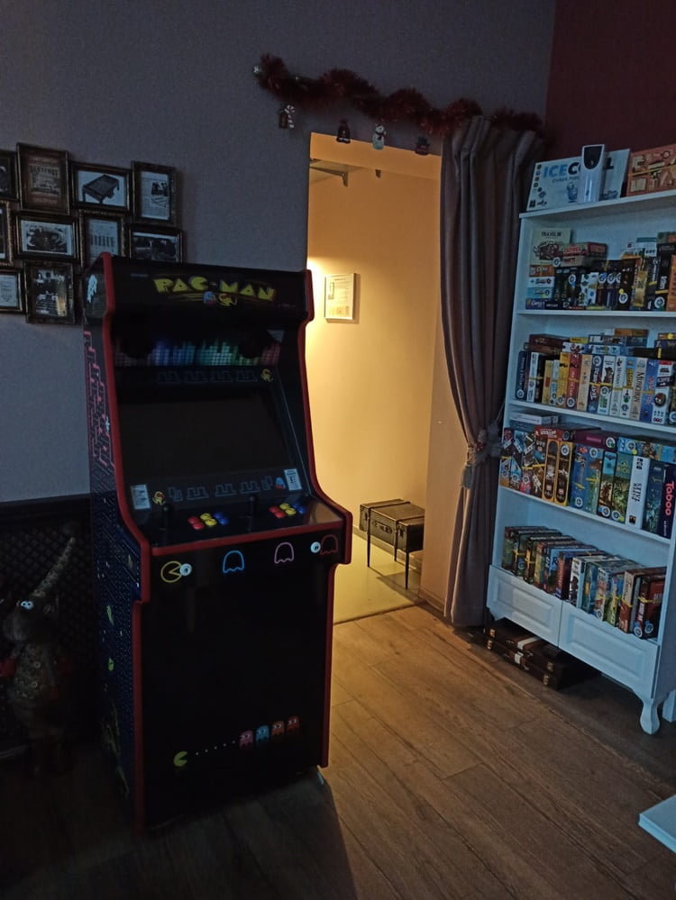 Arcade Cabinet Testimonial
