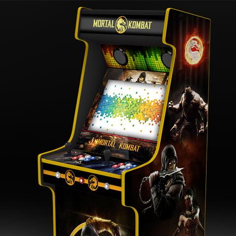 Mortal Kombat Arcade Machine