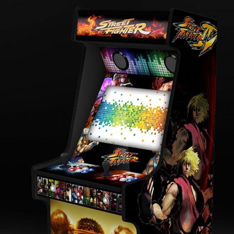 Street Fighter 4 Arcade Machine