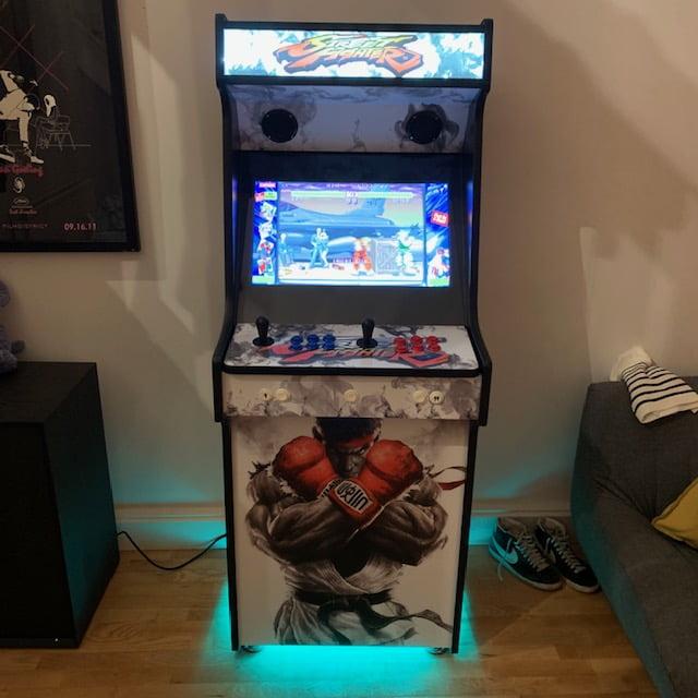 Arcade Machine James UK