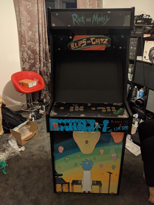 Arcade Machine Scott UK
