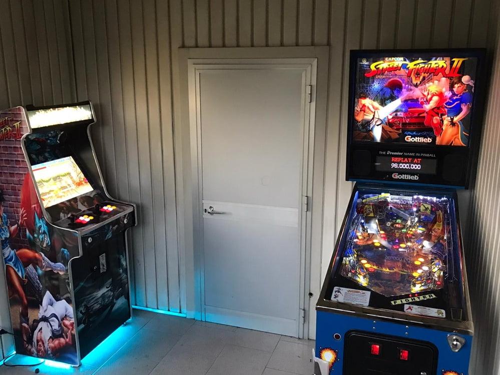 Testimonial Arcade - Cosmin