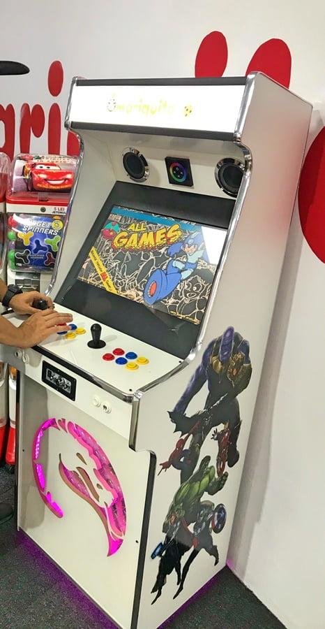 Mariquita Playgroud Arcade