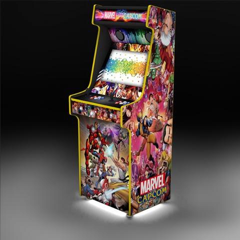 Marvel vs Capcom Arcade Machine