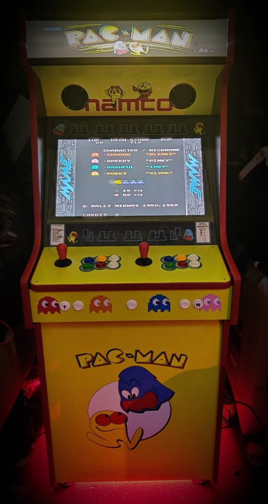 Arcade Machine - Rich UK