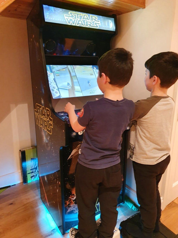 arcade testimonial