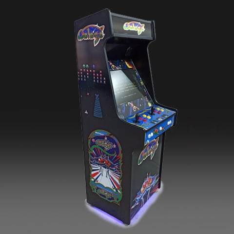 Galaga Arcade Machine