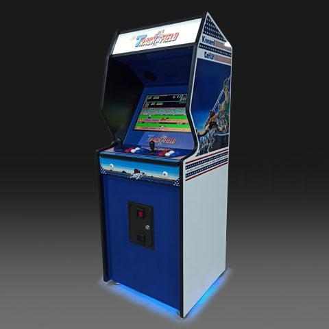 Track & Field Arcade Machine